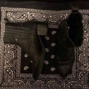 Vagabond Leather Chelsea Boots